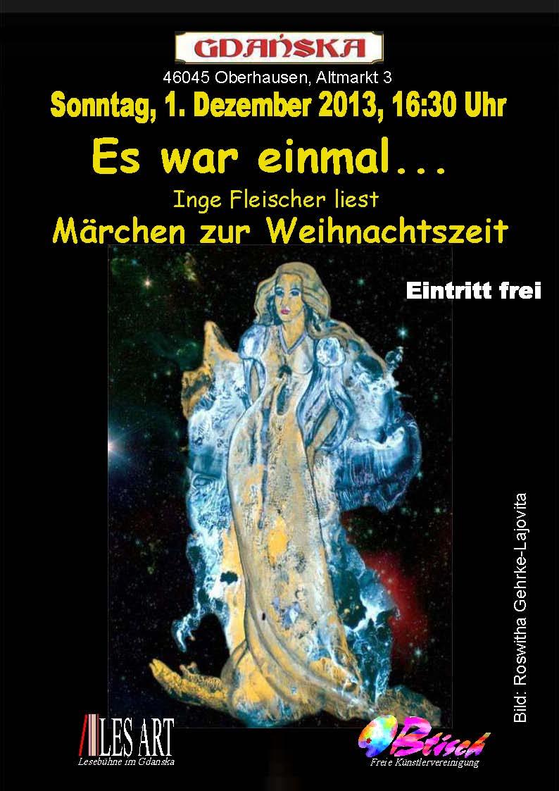 12.01.2013               Märchen zur Weihnanchtszeit-1