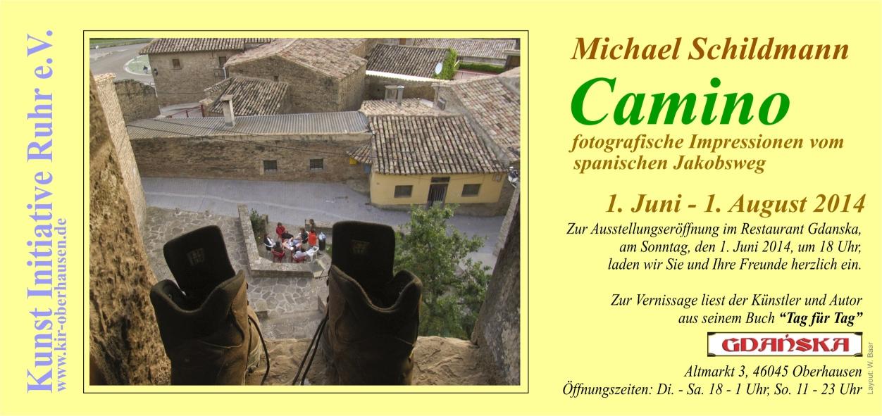 Ausstellung Gdanska Camino