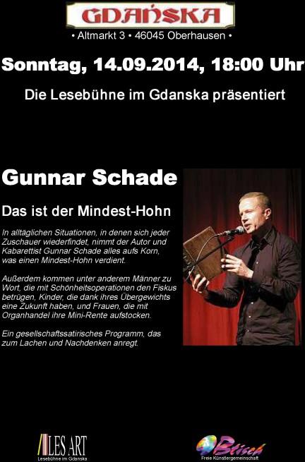 14.09.2014  LesArt Gunnar Schade
