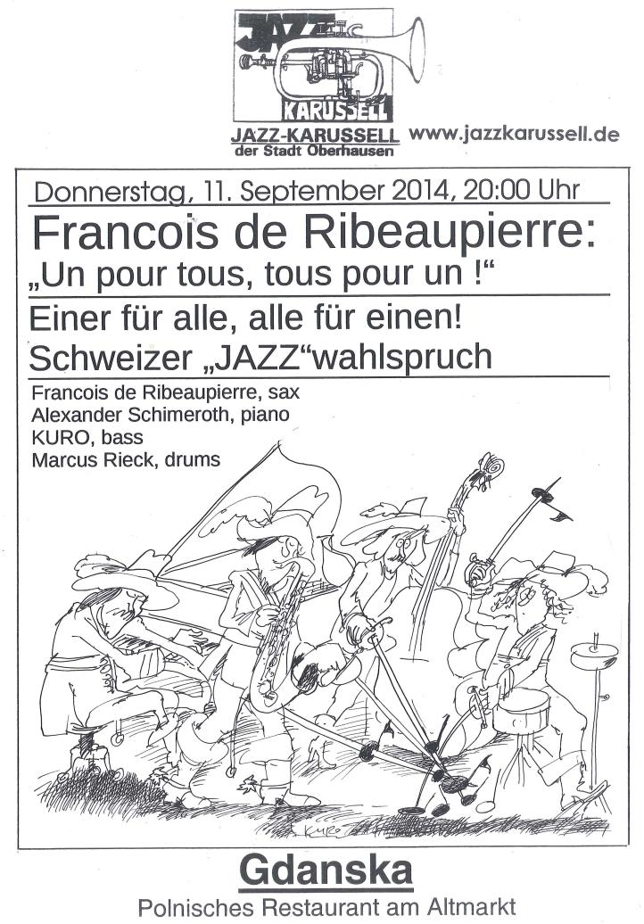 Jazz-Karussell 11.09.