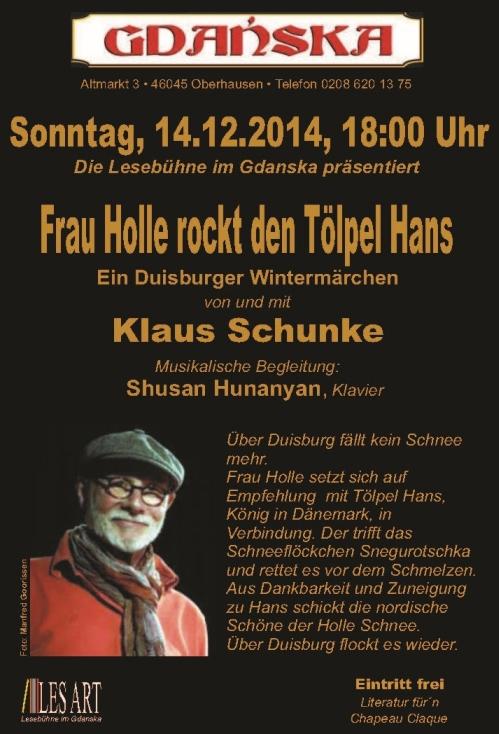 Plakat Holle