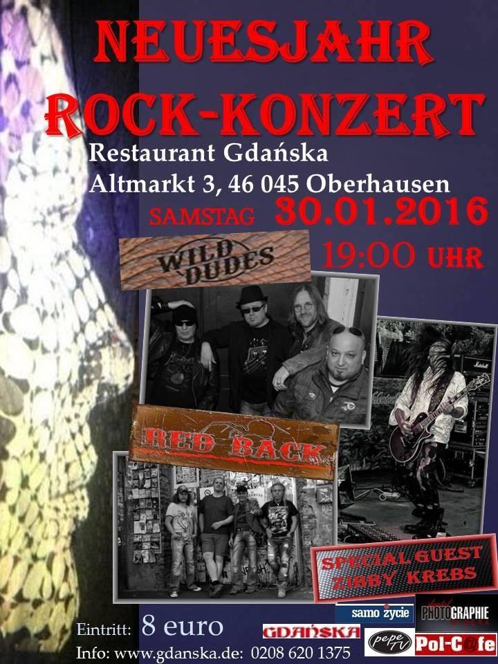 Neuesjahr Rock Konzert2016