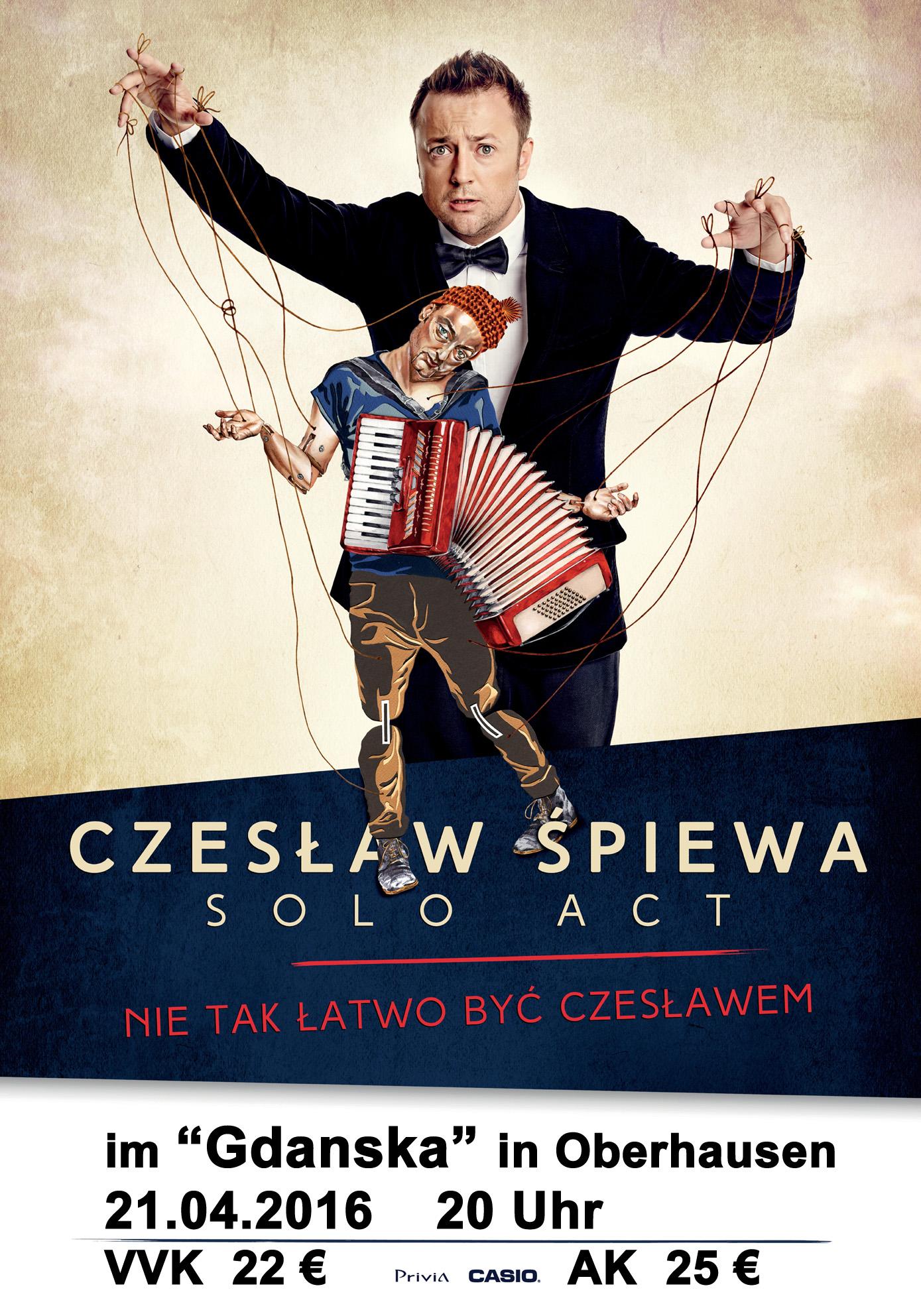 czeslaw spiewa plakat Kopie