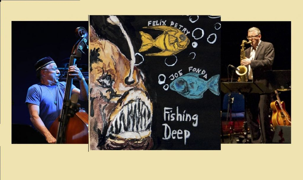 Felix Petry und Joe Fonda Duo_Fishing Deep