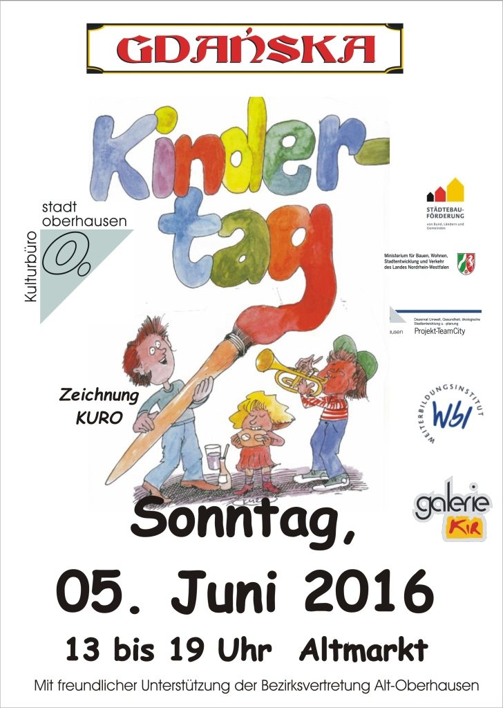 Kindertag Gdanska 2016