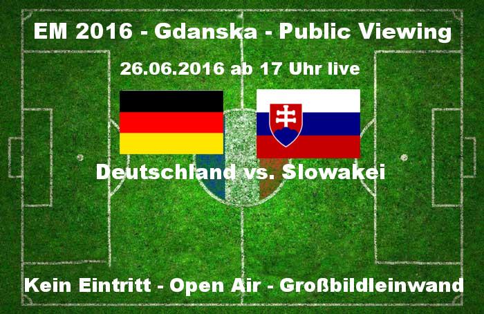 deutschland-slowakei