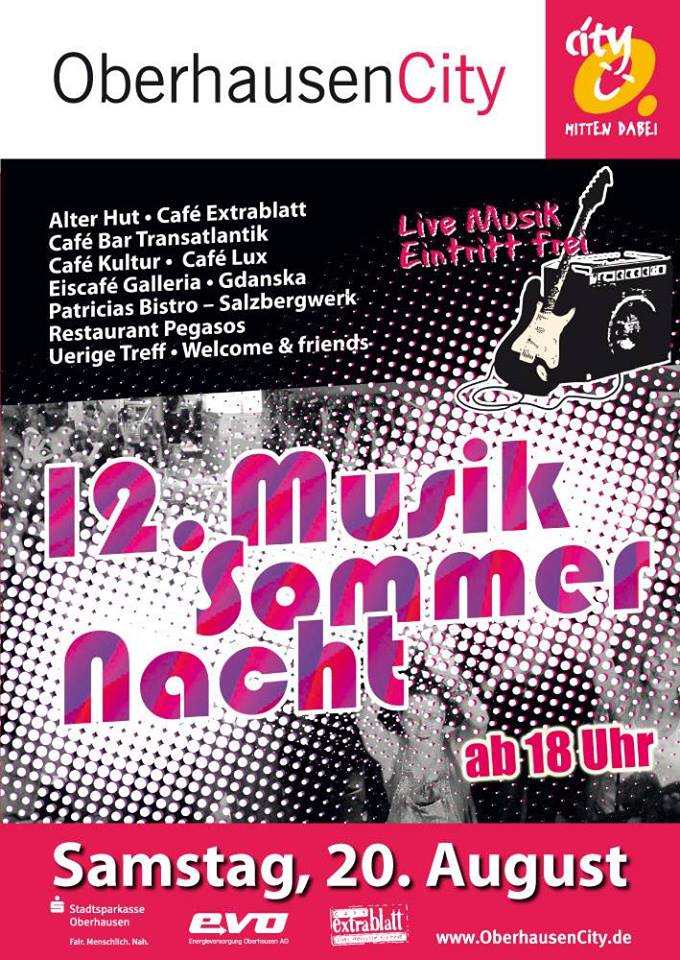 12.MusikSommerNachtOberhausen