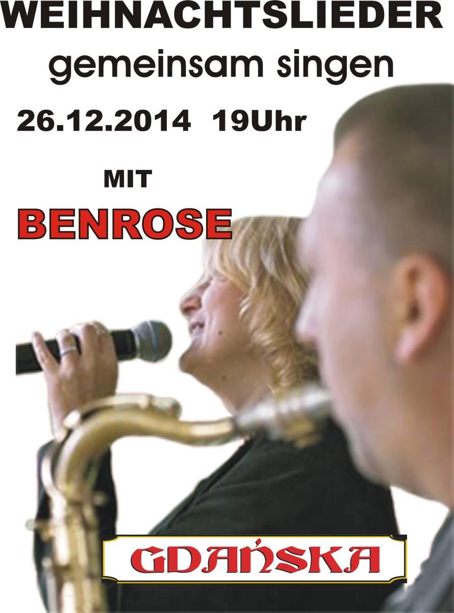 benrose 2014