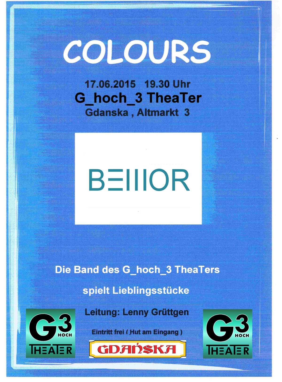Colours die 5 003 - gültig