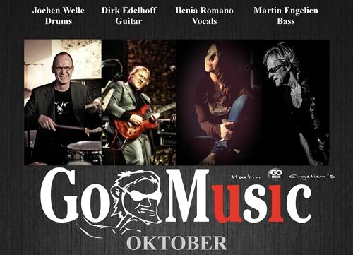 go Music - oktober